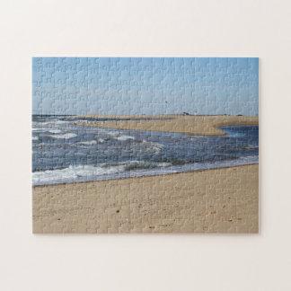 Cape Cod Seascape Jigsaw Puzzle