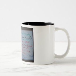 Cape Cod Two-Tone Coffee Mug