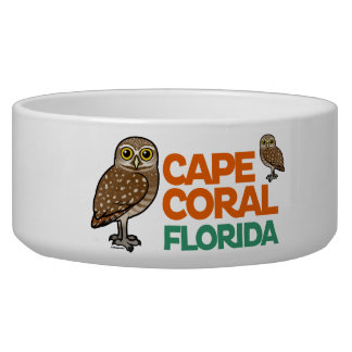 Cape Coral Burrowing Owls Pet Water Bowls