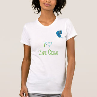 Cape Coral Florida Burrowing Owl Tee