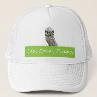 Cape Coral Florida Trucker Hat