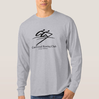 Cape Coral Rowing Club Logo (Official) T-Shirt