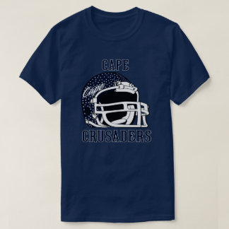 CAPE CRUSADERS High school    Cincinnati Ohio T-Shirt