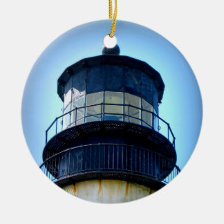 Cape Disappointment Lighthouse Ceramic Ornament