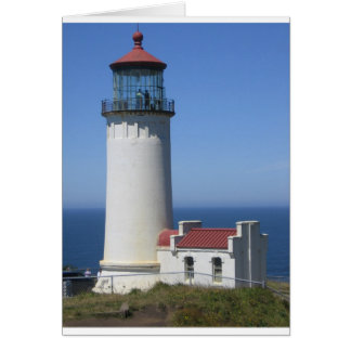 Cape Disappointment Lighthouse, Oregon Card