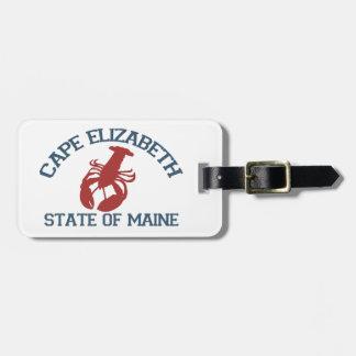 Cape Elizabeth Luggage Tag