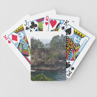 Cape Flattery Bicycle Playing Cards