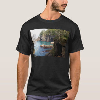 Cape Flattery WA Photo Art West Coast Pacific NW T-Shirt