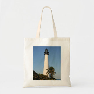Cape Florida Lighthouse Tote Bag