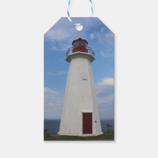 Cape George Lighthouse Gift Tags