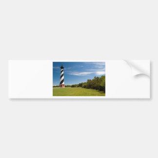 cape hatteras lighthouse bumper sticker