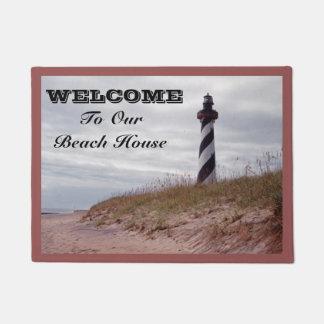 Cape Hatteras Lighthouse Doormat