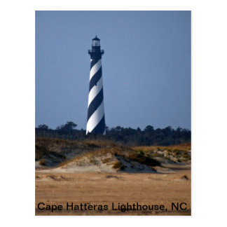 Cape Hatteras Lighthouse- Guardian of the Atlantic Postcard