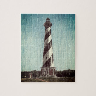 Cape Hatteras Lighthouse Jigsaw Puzzle