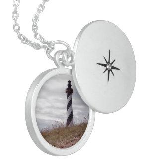 Cape Hatteras Lighthouse Locket Necklace