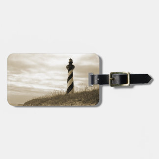 Cape Hatteras Lighthouse Luggage Tag