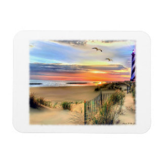 Cape Hatteras Lighthouse Magnet