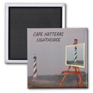 CAPE HATTERAS LIGHTHOUSE-MAGNET MAGNET