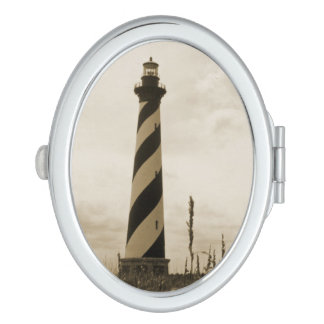 Cape Hatteras Lighthouse Makeup Mirrors