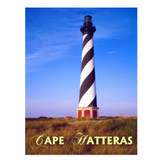 Cape Hatteras Lighthouse, North Carolina Postcard