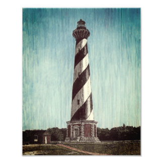 Cape Hatteras Lighthouse Photo Print