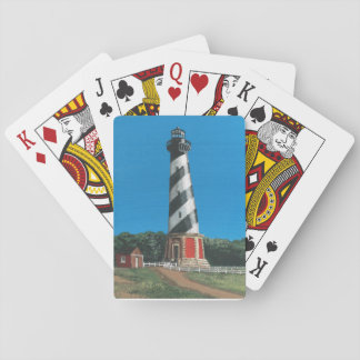 Cape Hatteras Lighthouse Playing Cards