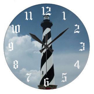 Cape Hatteras Lighthouse Wall Clocks