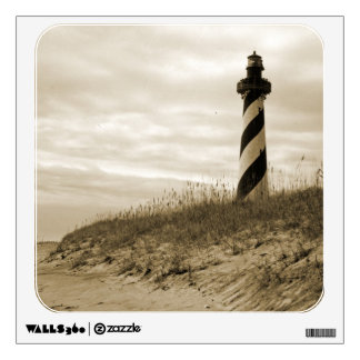 Cape Hatteras Lighthouse Wall Decal