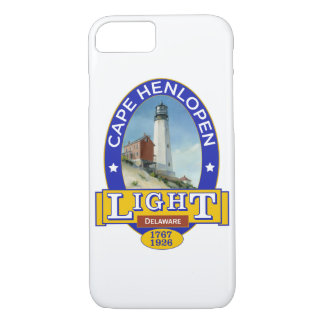 Cape Henlopen Lighthouse iPhone 8/7 Case