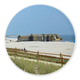 Cape May Bunker Ceramic Knob