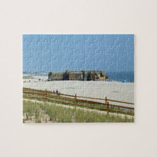 Cape May Bunker Jigsaw Puzzle