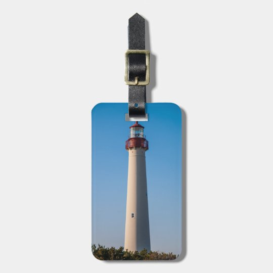 Cape May Light Luggage Tag