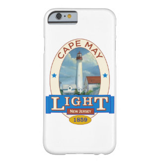 Cape May Lighthouse Barely There iPhone 6 Case
