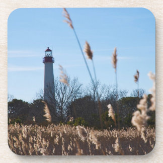 Cape May lighthouse Drink Coasters