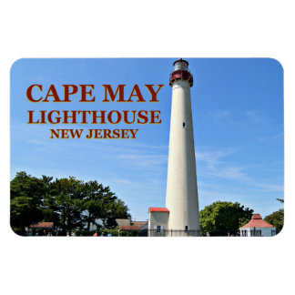 Cape May Lighthouse, New Jersey Flexi Magnet