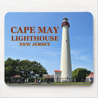 Cape May Lighthouse, New Jersey Mousepad