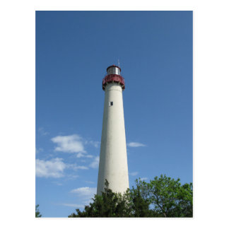 Cape May Lighthouse New Jersey Postcard
