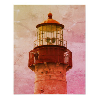 Cape May Lighthouse Perfect Poster