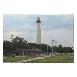 Cape May Lighthouse Place Mat