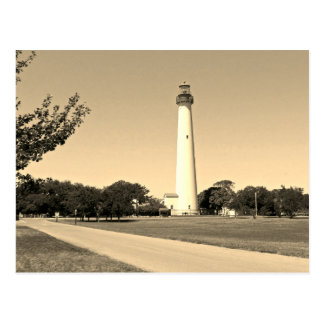 Cape May Lighthouse Postcard