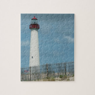 Cape May Lighthouse Puzzle