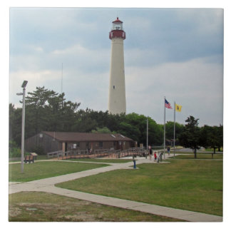 Cape May Lighthouse Tile