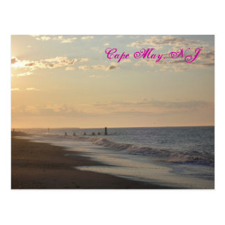 Cape May Lowtide postcard