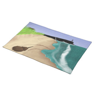 Cape May Painting Place Mats