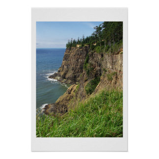 Cape Meares State Scenic Viewpoint Poster