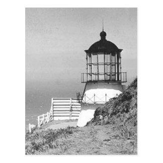 Cape Mendocino Lighthouse Postcard