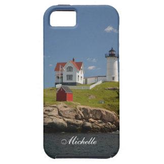 Cape Neddick Lighthouse iPhone 5 Case