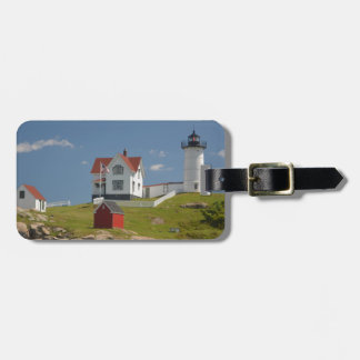 Cape Neddick Lighthouse Luggage Tag