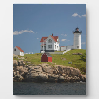 Cape Neddick Lighthouse Plaque