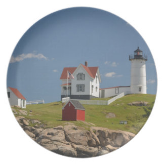 Cape Neddick Lighthouse Plate
